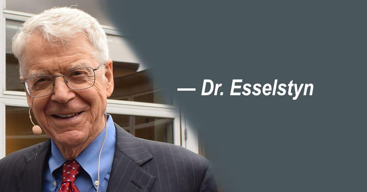 dr esselstyn