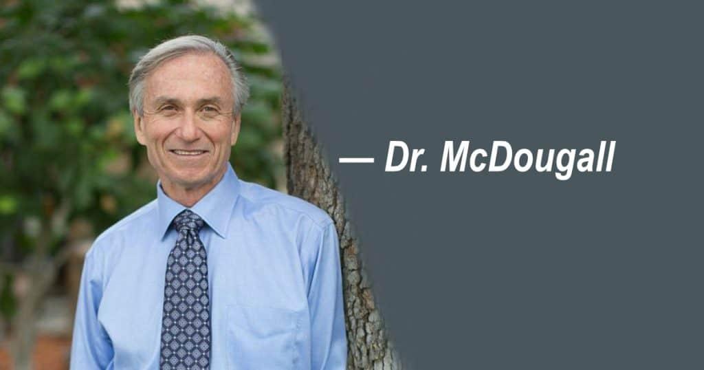dr mcdougall