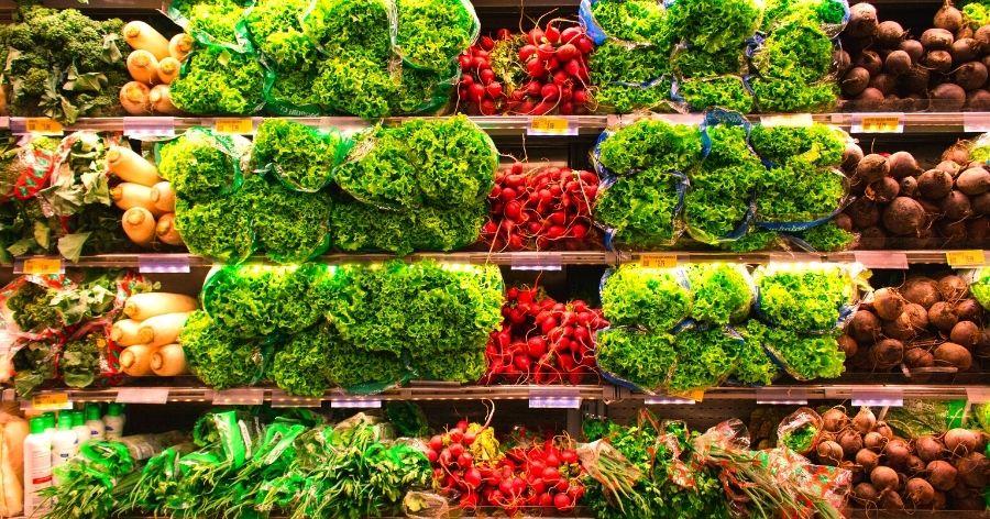 Whole Food Plant Based produce